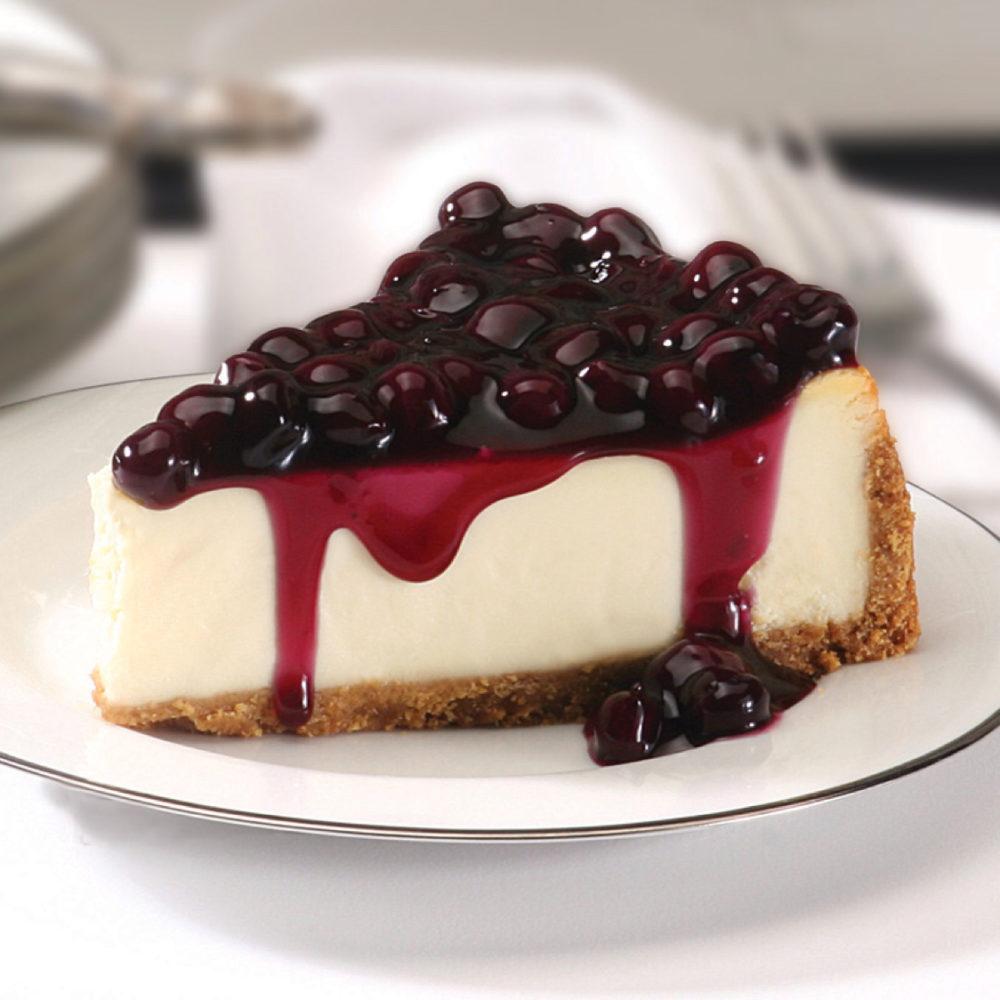 New York Cheesecake sajttorta